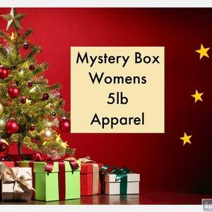 Mystery Box 5lb Apparel
